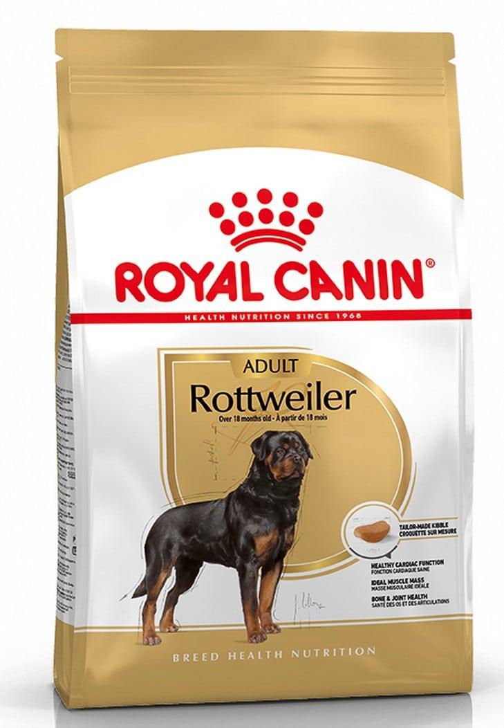royal canin rottweiller adult