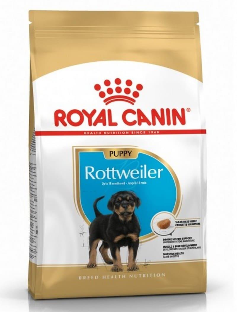 royal canin rottweiller junior